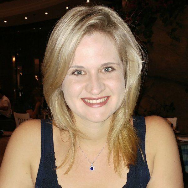 Marolize Botha at the Paediatric Academy Congress